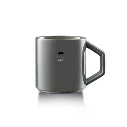 Paul Classic Mug 12oz Gray