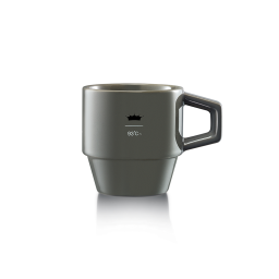 Paul Classic Mug 8oz Gray