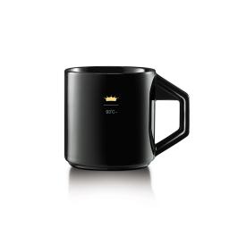 Paul Classic Corner Mug 12oz Black
