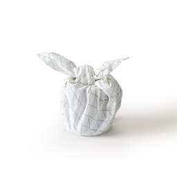 Paul Classic Mug towel 0.25㎡ White/Gray