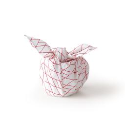 Paul Classic Mug towel 0.25㎡ White/Pink